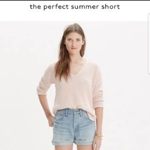 Madewell Perfect Summer Short